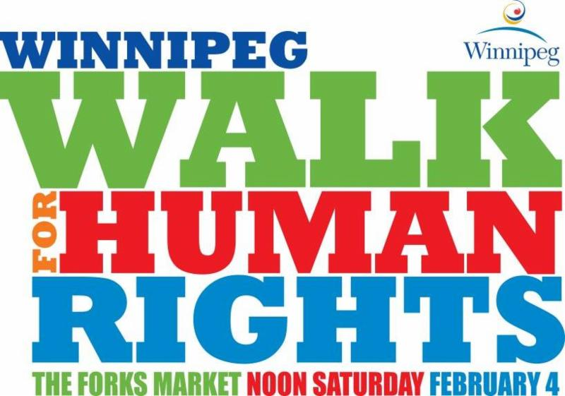 Winnipeg Walk for Human Rights